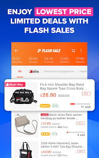Lazada #1 Online Shopping App Screenshot