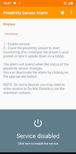 Proximity Sensor Alarm Mod Apk (Anti-Theft) (Premium Unlocked) 1
