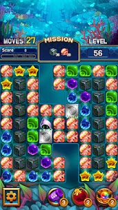 Jewel Abyss: Match3 puzzle 5
