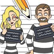 Draw Happy Prisoner-Free draw puzzle to help woman