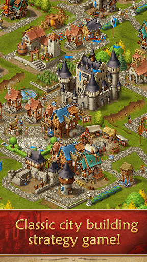 Townsmen Premium  screenshots 1