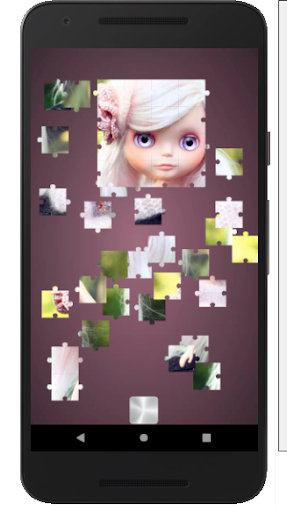 Cute Dolls Jigsaw And Slide Puzzle Game 1.47.2 Screenshots 9
