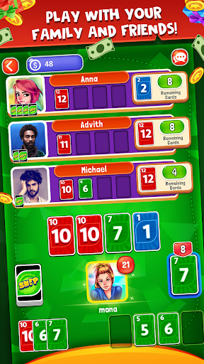 Skip-Solitaire 1.9 screenshots 1
