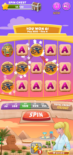 Slots Bonus Free - Star Toon Slots  screenshots 1