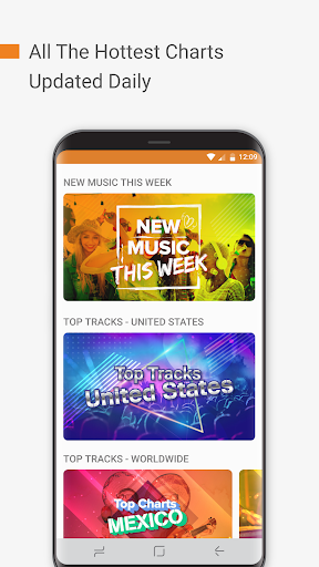 Free Music: Unlimited for YouTube Stream Player 4.7.2 screenshots 1