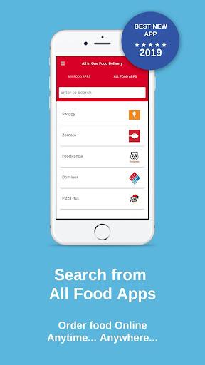All in One Food Ordering App - Order food online 2.6 screenshots 4