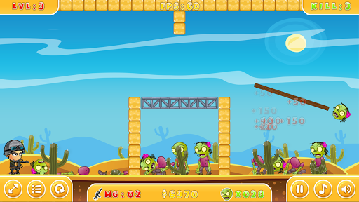 shoot zombies gibbets screenshot 3