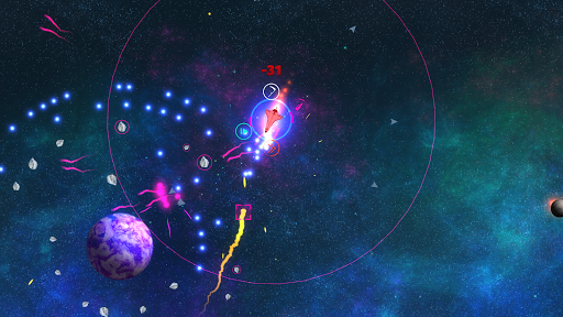 Space Storm: Asteroids Attack 1.2.1 screenshots 3
