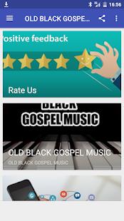 Old Black Gospel Music