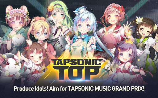 TAPSONIC TOP - Music Grand prix 1.23.11 Screenshots 13