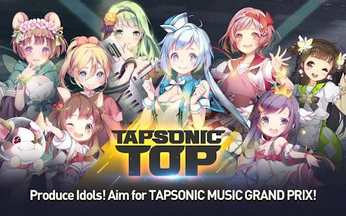 TAPSONIC TOP - Music Grand prix screenshots 7