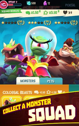 I Am Monster: Idle Destruction screenshots 2