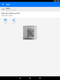 QR & Barcode Scanner 2.2.12 Screenshots 12