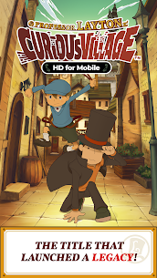 Layton: Curious Village in HD 1
