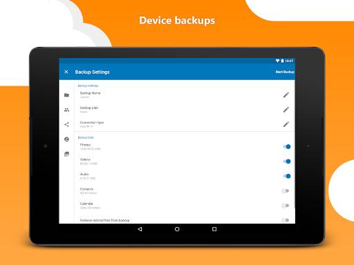 HiDrive  screenshots 14