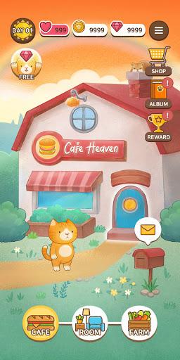 Cafe Heaven : Cat's Sandwiches 1.1.9 screenshots 8