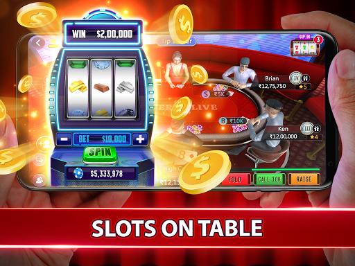Poker Live! 3D Texas Hold'em 3.0.8 screenshots 12