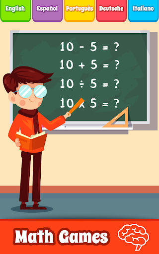 Math Games, Learn Add, Subtract, Multiply & Divide 9.1 screenshots 9