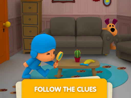 Pocoyo and the Mystery of the Hidden Objects  screenshots 13