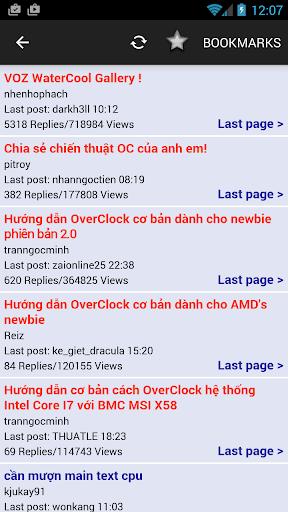 vozforums screenshot 2