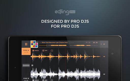 edjing PRO LE - Music DJ mixer  Screenshots 11