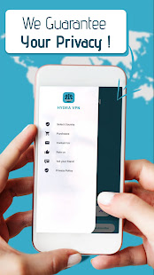 Hydra VPN I Free, Anonym, Safe, Unlimited Fast Vpn