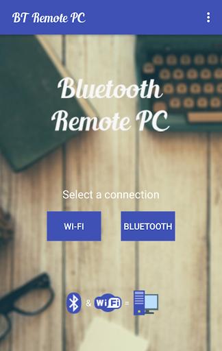 Foto do Bluetooth Remote PC