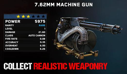 Zombie Gunship Survival MOD APK (No Overheating) 9