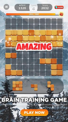 Blockscapes - Woody Puzzle screenshots 4