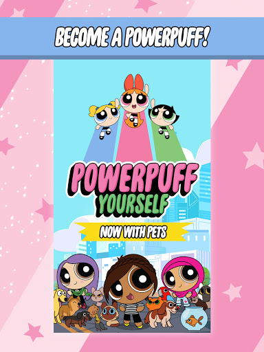 Powerpuff Yourself - Powerpuff Girls Avatar Maker 3.8.0 Screenshots 8