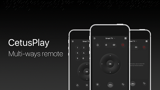 Fire TV Universal Remote Android TV KODI CetusPlay 4.8.0.1 Screenshots 1