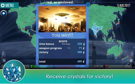 X-CORE. Galactic Plague. Offline Strategy game. 1.26 Screenshots 20