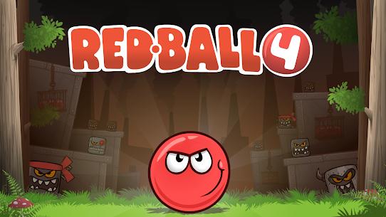 Red Ball 4 APK MOD 1.4.21 (Premium, Unlocked) 9
