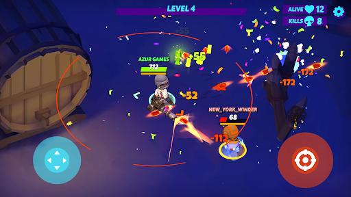 Warriors.io - Battle Royale Action  Screenshots 7