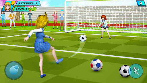 Pretty Girl Yandere Life: High School Anime Games 1.9 screenshots 4