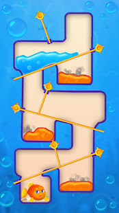 Save the Fish - Pull the Pin Game  Screenshots 2