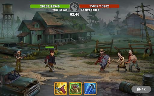 Zero City: Last bunker. Shelter & Survival Games 1.22.1 screenshots 8