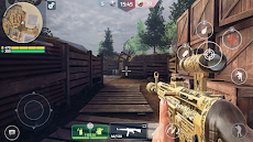 第二次世界大戦 - Online 銃撃戦 (FPS オンラインゲーム)のおすすめ画像2