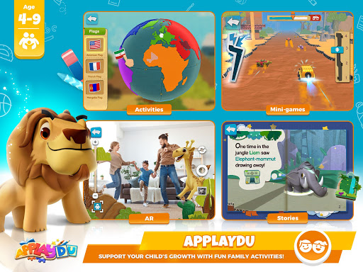 Applaydu by Kinder - Free Kids & Toddlers Games  screenshots 9