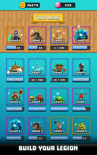 Pocket Legion: Roguelike Battle 0.2.74 screenshots 16