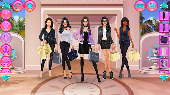 Girl Squad - BFF Dress Up 1.6 Screenshots 2