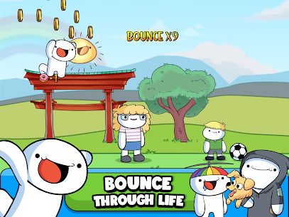 TheOdd1sOut: Let's Bounce Mod Apk (Unlimited Money) 0.3 7