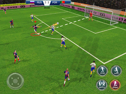 Soccer u26bd League Stars: Football Games Hero Strikes 1.6.0 screenshots 17
