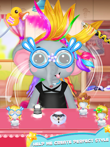 Animal Hair Stylist Salon: Pet Makeover 1.1 screenshots 2