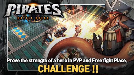 Pirates : BattleOcean  screenshots 16