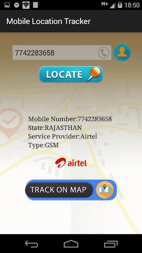 Live Mobile Number Tracker 1.96 Screenshots 2