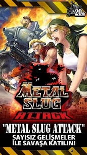 METAL SLUG ATTACK v5.18.0 Atak Hileli Apk indir 1