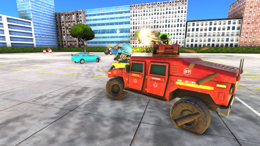 Demolition Derby Royale android2mod screenshots 6