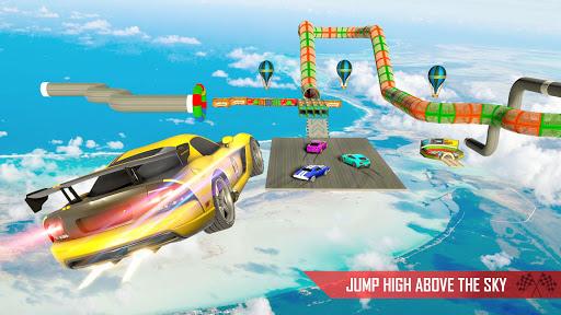 Crazy Car Stunts 3D : Mega Ramps Stunt Car Games 1.0.3 Screenshots 5