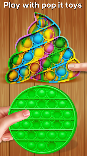 Fidget Cubes 3D Toys - Antistress & anti anxiety 1.2 screenshots 16